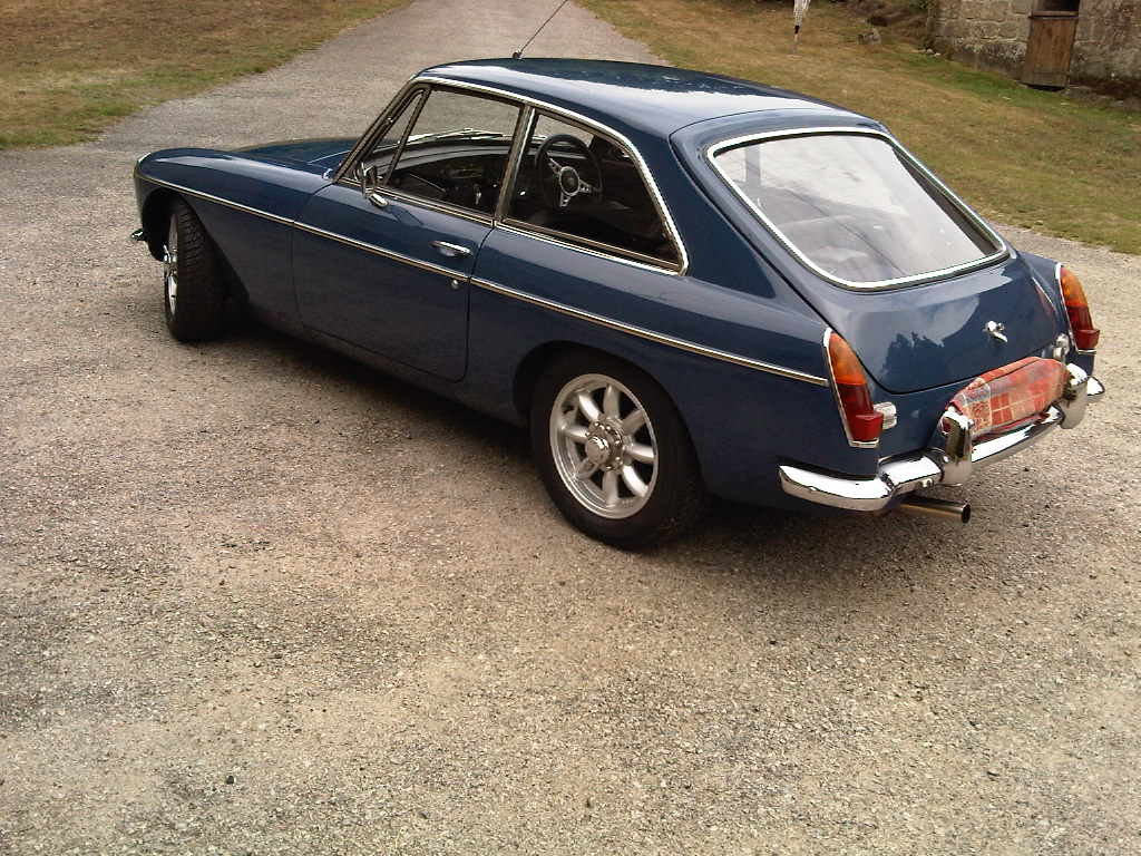 1969 MGB GT  For Sale (picture 2 of 6)