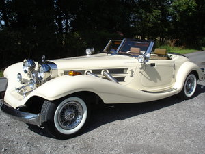 1992 Mercedes 500 K Heritage Replica SOLD