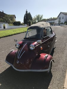 1997 Tritech Messerschmitt replica first one built! For Sale