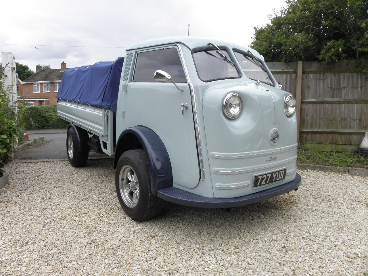 1952 Matador Tempo Promotion  pickup For Sale (picture 1 of 6)