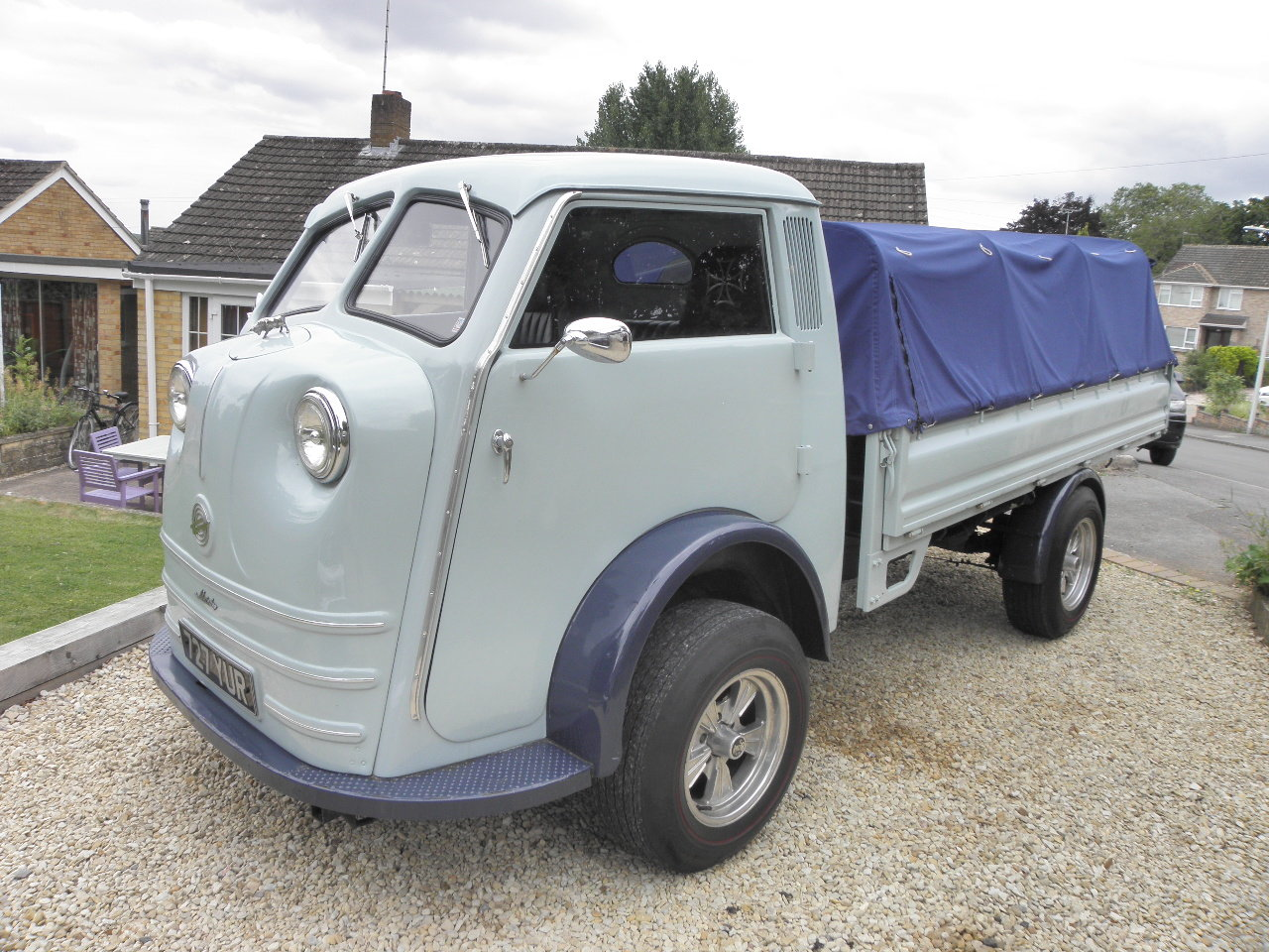 1952 Matador Tempo Promotion  pickup For Sale (picture 3 of 6)