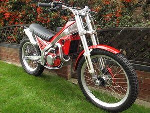1992 Gas Gas Trials Motorcycle For Sale