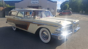 1959 Edsel villager woody wagon For Sale