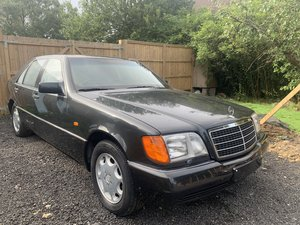 1993 Mercedes 600 SEL 'B7' by TRASCO. ARMOURED VEHICLE! For Sale