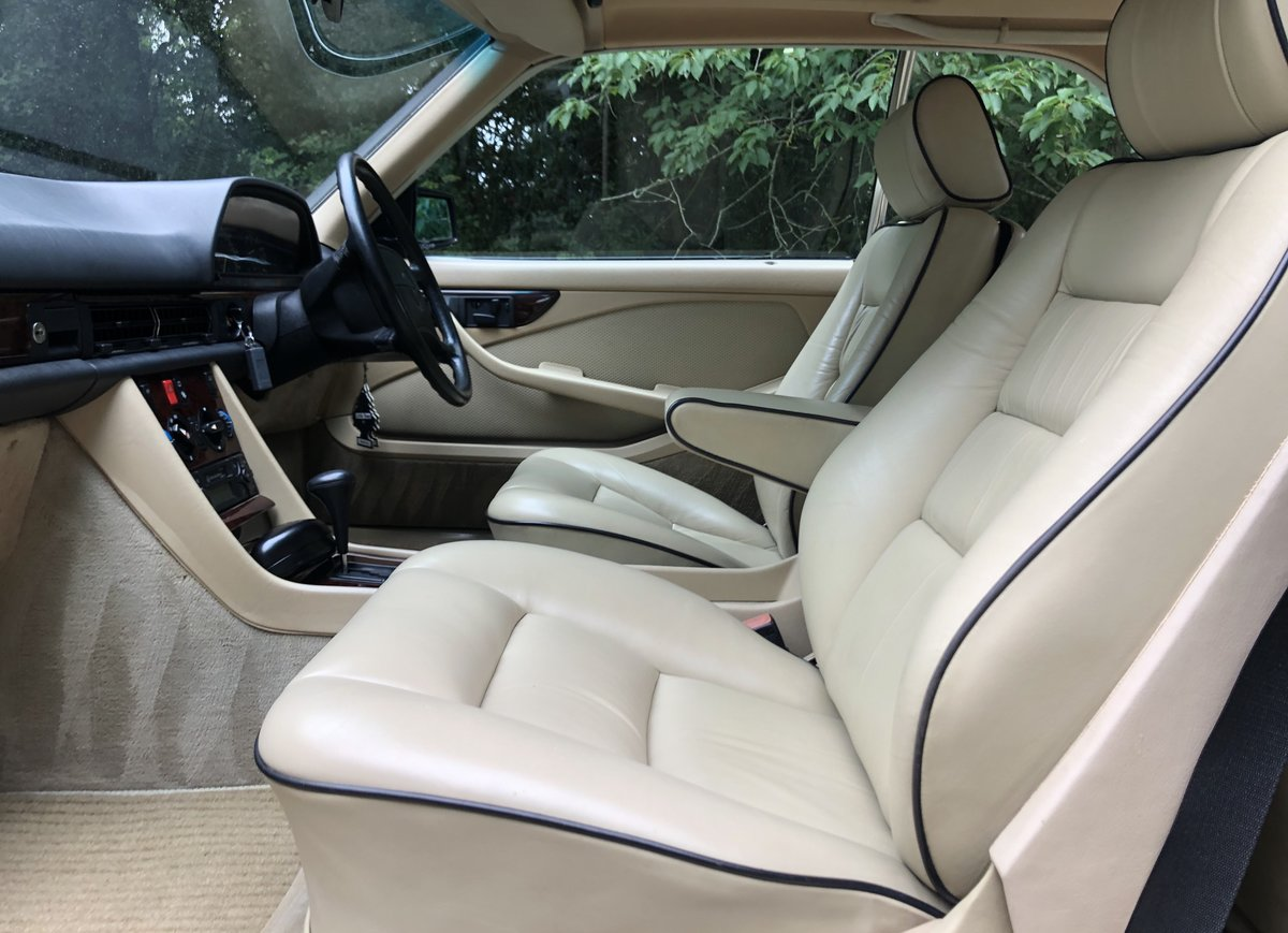 1988 Mercedes 560 Sec For Sale (picture 6 of 6)