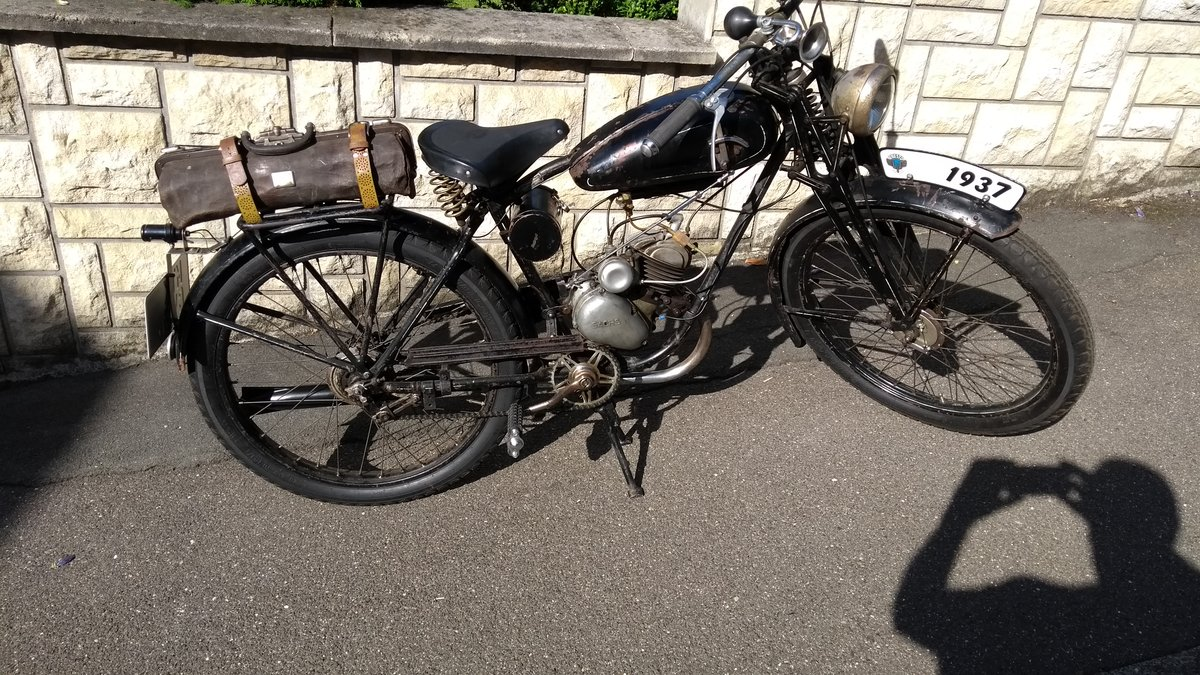 1937 Presto 98CCM For Sale (picture 1 of 6)