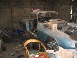 1968 Reliant simiter barn find x3 For Sale