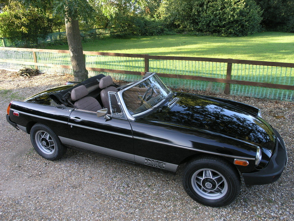 MGB Roadster 1980 LHD For Sale (picture 2 of 6)
