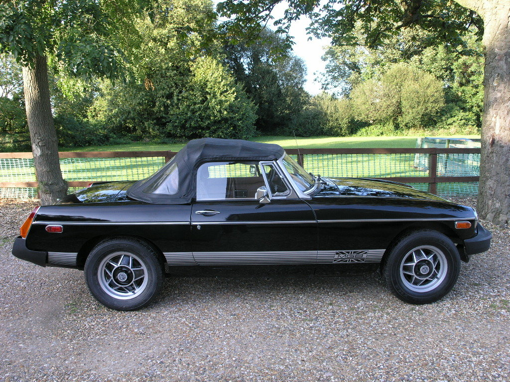 MGB Roadster 1980 LHD For Sale (picture 3 of 6)