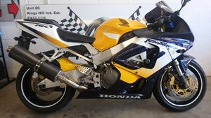 2000 Honda fireblade CBR900RR cbr 900 rr For Sale