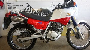1988 Honda NX125 125 For Sale
