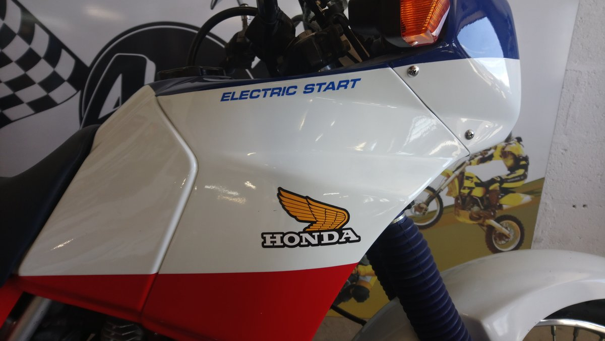 1988 Honda NX125 125 For Sale (picture 2 of 6)