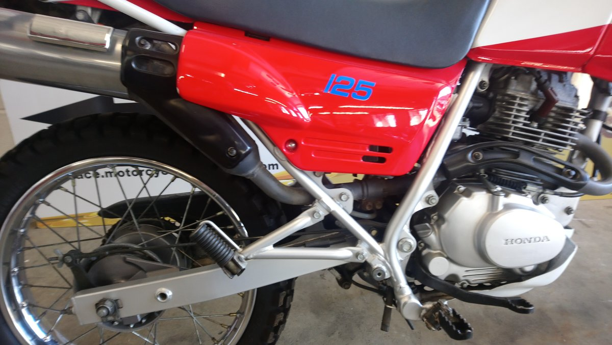 1988 Honda NX125 125 For Sale (picture 3 of 6)