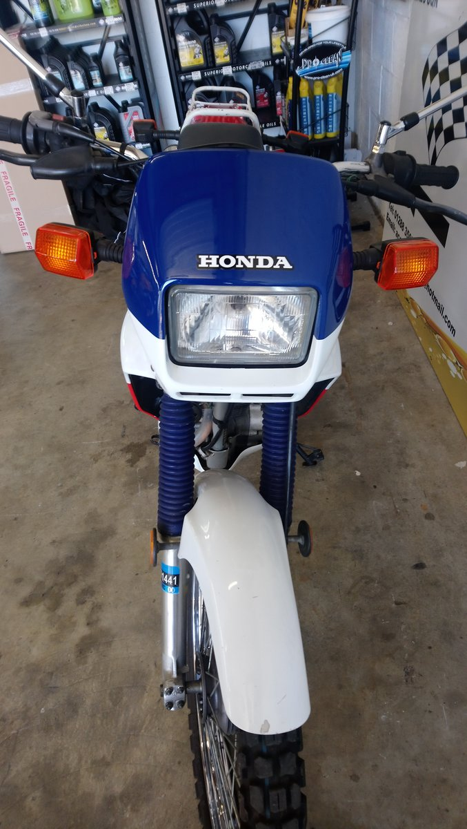 1988 Honda NX125 125 For Sale (picture 6 of 6)