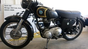 1959 AJS 350 For Sale