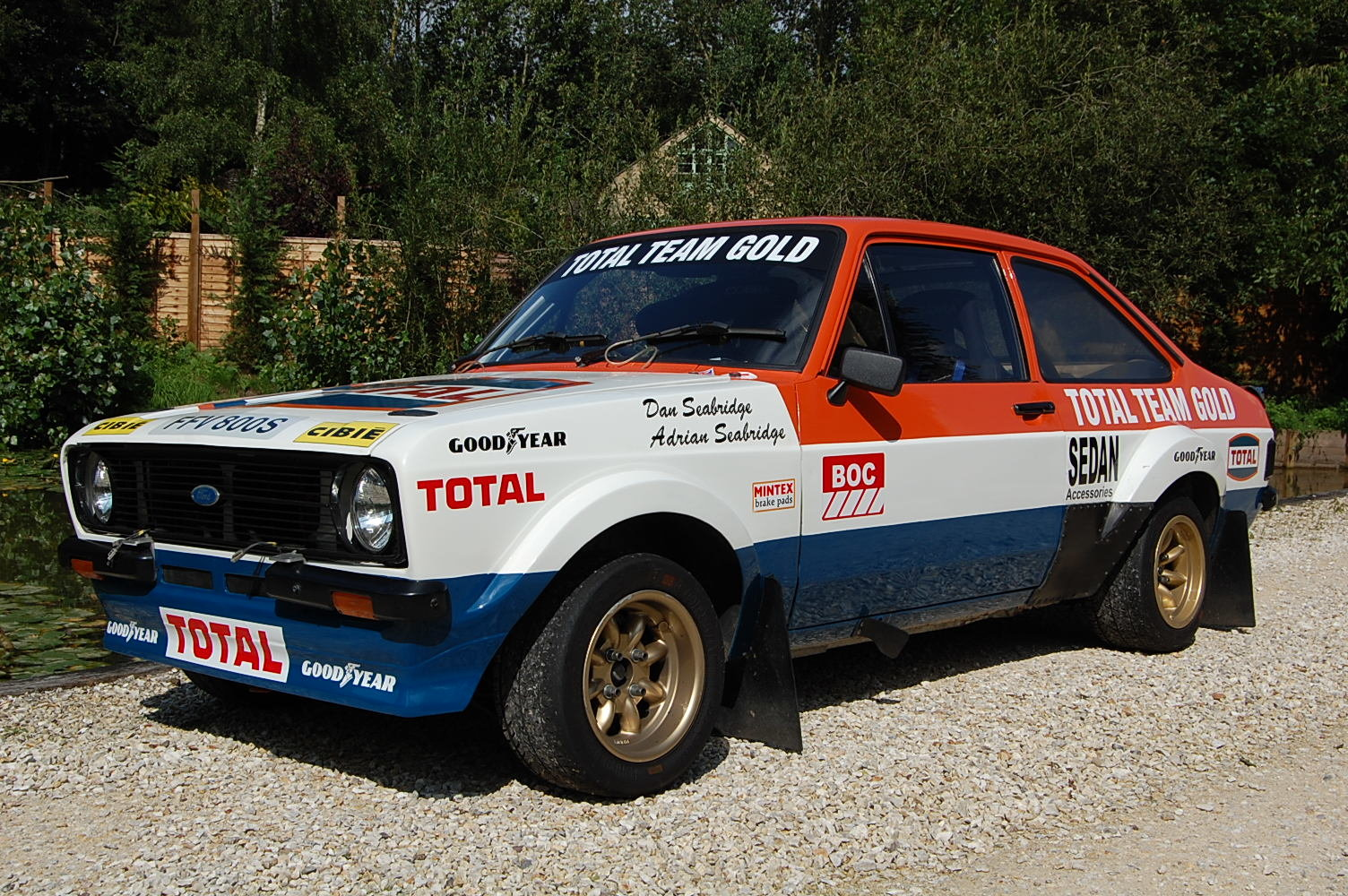 1978 EX MALCOLM WILSON CAR For Sale (picture 1 of 6)