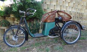 1927 Tricycle Monet-Goyon Automouche 150cc  For Sale