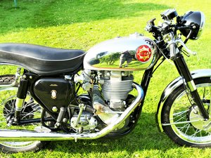 1959 BSA Gold Star Original restored A1 condition For Sale