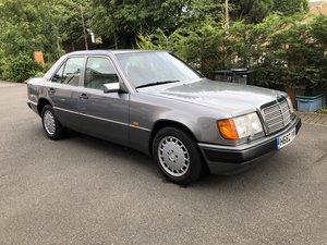 1991 Mercedes 230e W124 12Months MOT Recent Servic