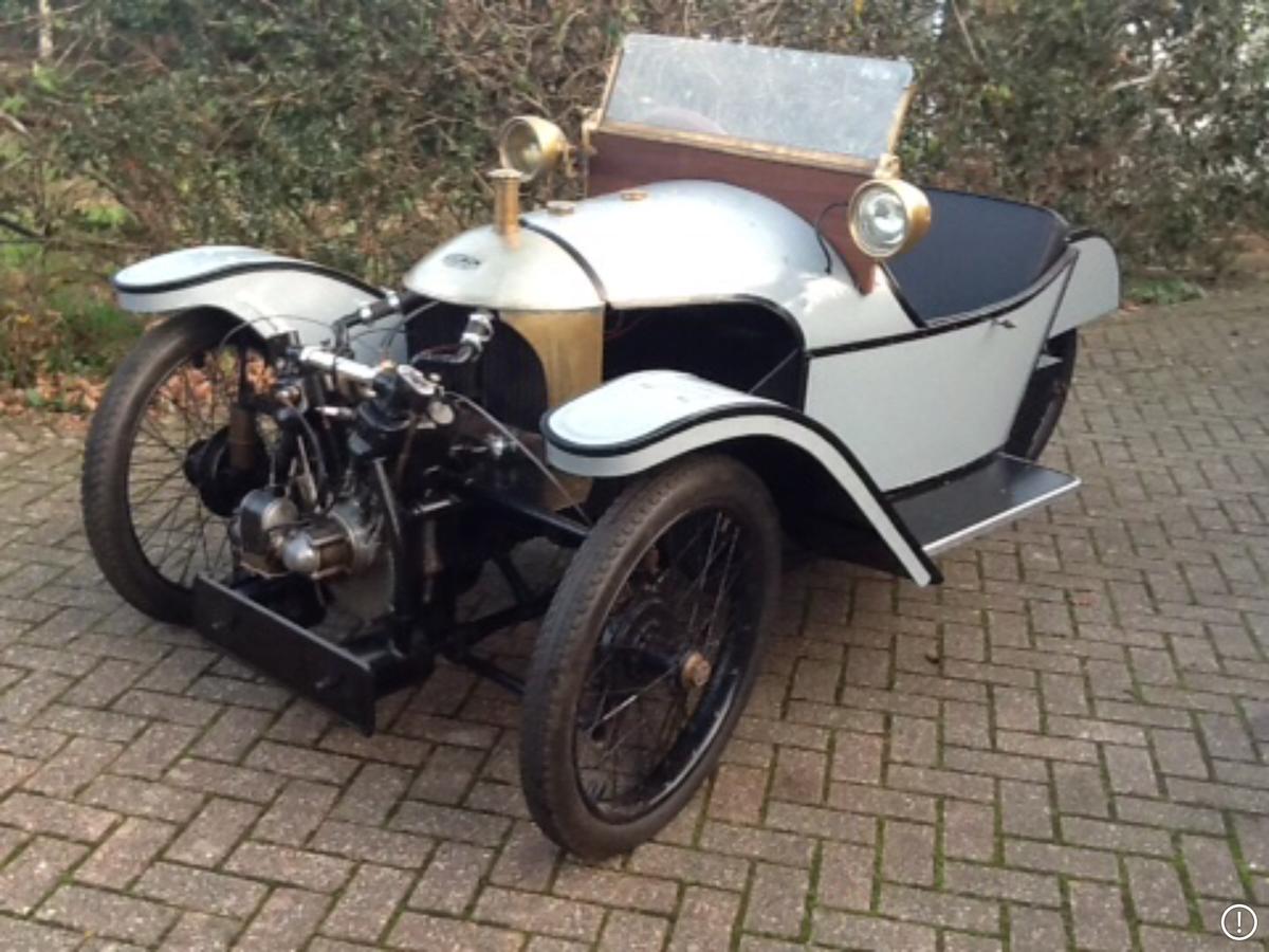 1921 Morgan Grand Prix For Sale (picture 2 of 3)