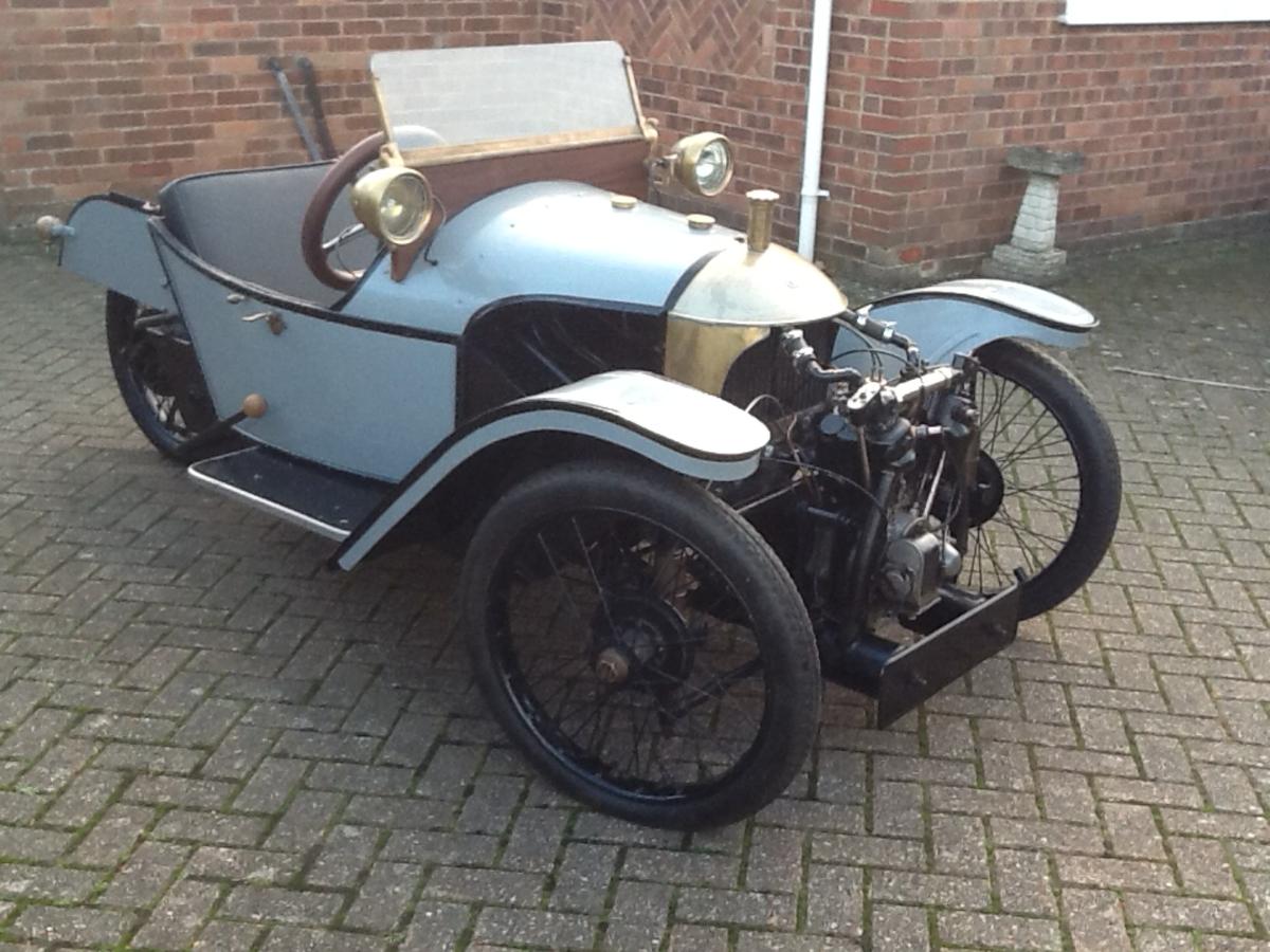 1921 Morgan Grand Prix For Sale (picture 3 of 3)