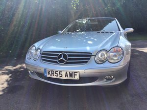 2005 SL350 convertible 05 55 37000 miles For Sale