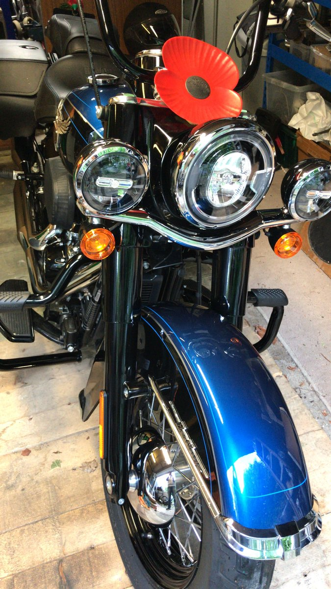 2018 FLHCS Heritage Softail 115th Anniversary 114ci Rar For Sale (picture 2 of 6)