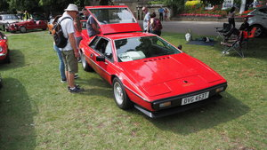 1979 Lotus Esprit S2 ex Carlos Reutemann. For Sale