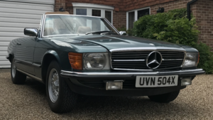 1982 Mercedes 280 SL For Sale