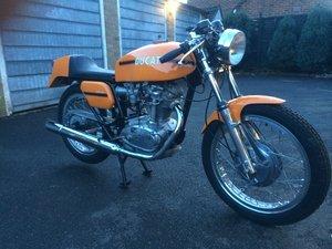1972 Ducati 350 Desmo