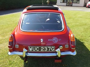 1969 MGC GT AUTOMATIC For Sale