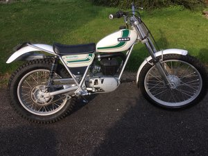 1975 Ossa MAR Trials For Sale