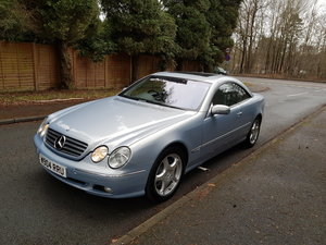 2000 Stunning CL600 For Sale