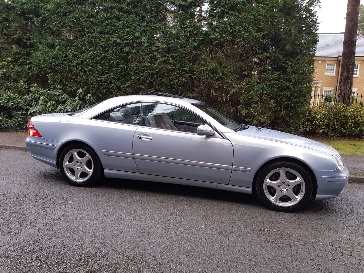 2000 Stunning CL600 For Sale (picture 1 of 6)