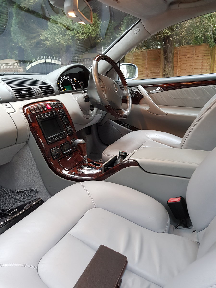 2000 Stunning CL600 For Sale (picture 4 of 6)