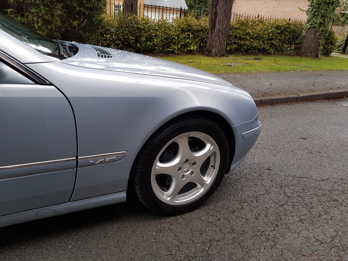 2000 Stunning CL600 For Sale (picture 5 of 6)