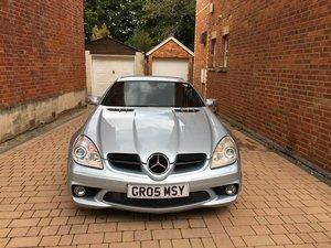 2005 Mercedes-Benz SLK 55 AMG For Sale