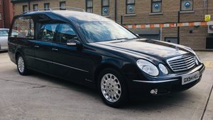 2004 Mercedes E270 Hearse For Sale