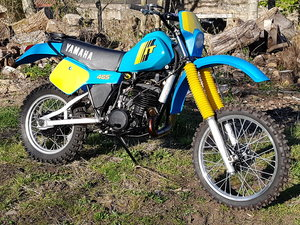 1981 Yamaha IT 465