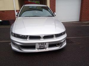 2001 Mitsubishi galant v6 sport For Sale
