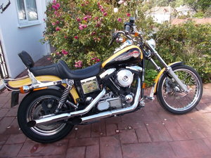 1995 Dyna Wide Glide Stage 2 Tune For Sale