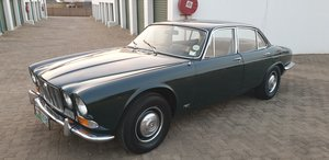 1970 Jaguar XJ6 Series 1 Manual OD For Sale