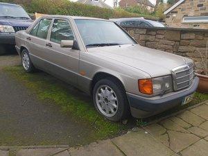 1992 Mercedes benz 190 2.6