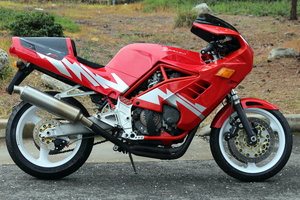 1990 Gallina Quattro 750 prototype For Sale