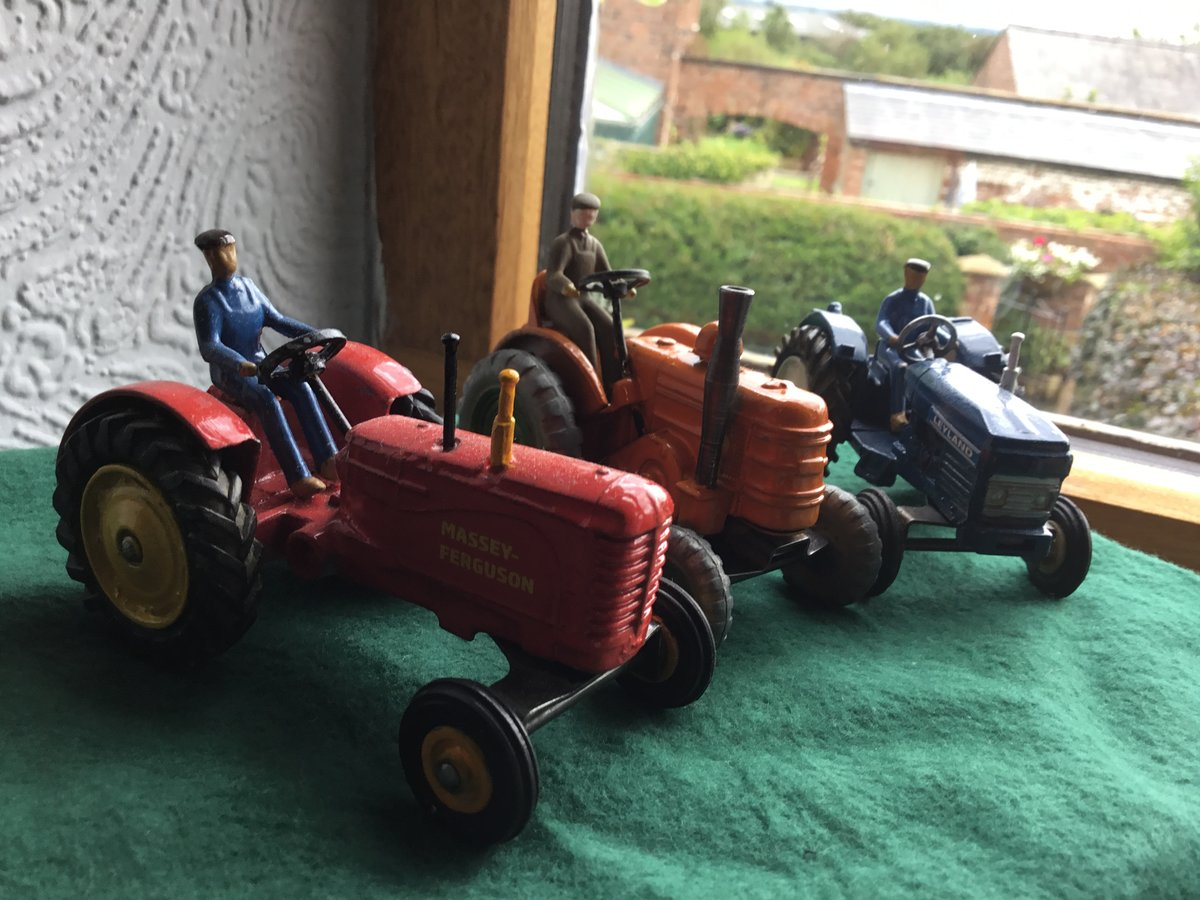 Dinky tractors For Sale (picture 1 of 2)