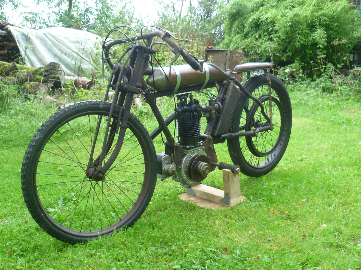 1914 Veteran Racer with OHV JAP Motor For Sale (picture 2 of 6)