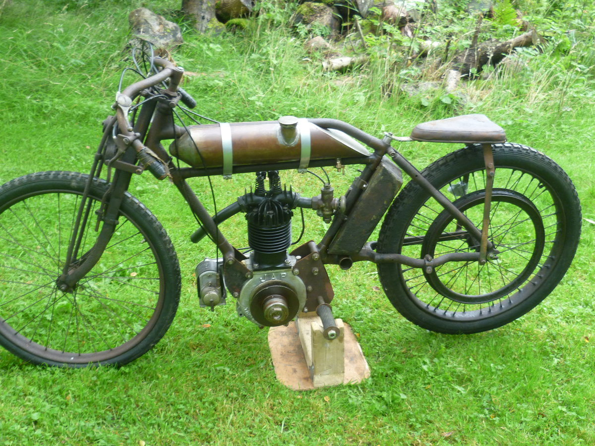 1914 Veteran Racer with OHV JAP Motor For Sale (picture 3 of 6)