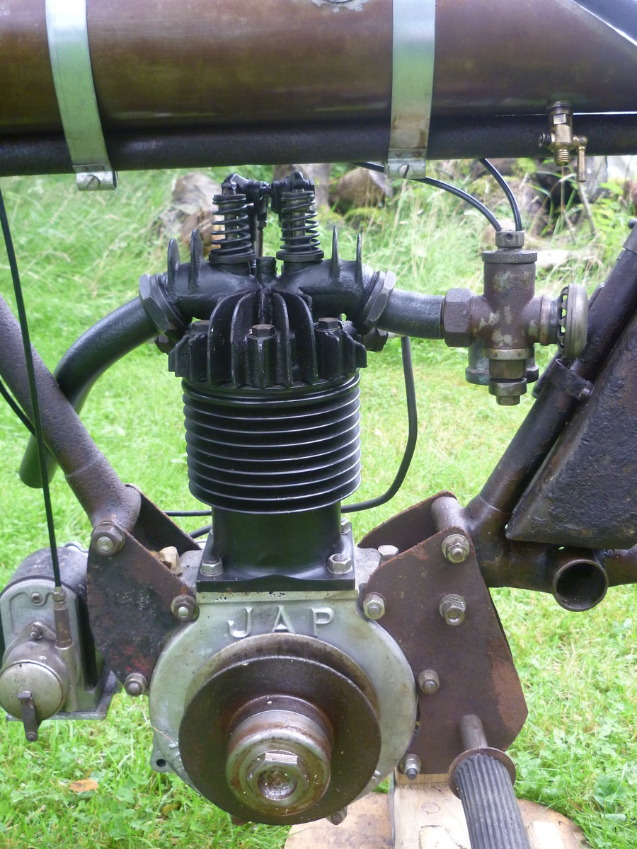 1914 Veteran Racer with OHV JAP Motor For Sale (picture 4 of 6)