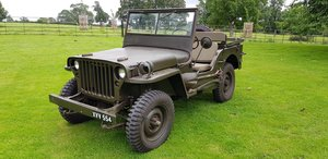 1945 Unrestored Ford GPW For Sale