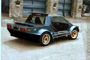 1958  rarest cars kitcar lebanon exposed 1984 motorshow